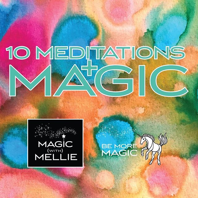 Free weekly group energy clearings in my brand spanking new FB group! Wednesdays at 12:30pm MST! Join us! Http://Facebook.com/groups/10MeditationsMagic