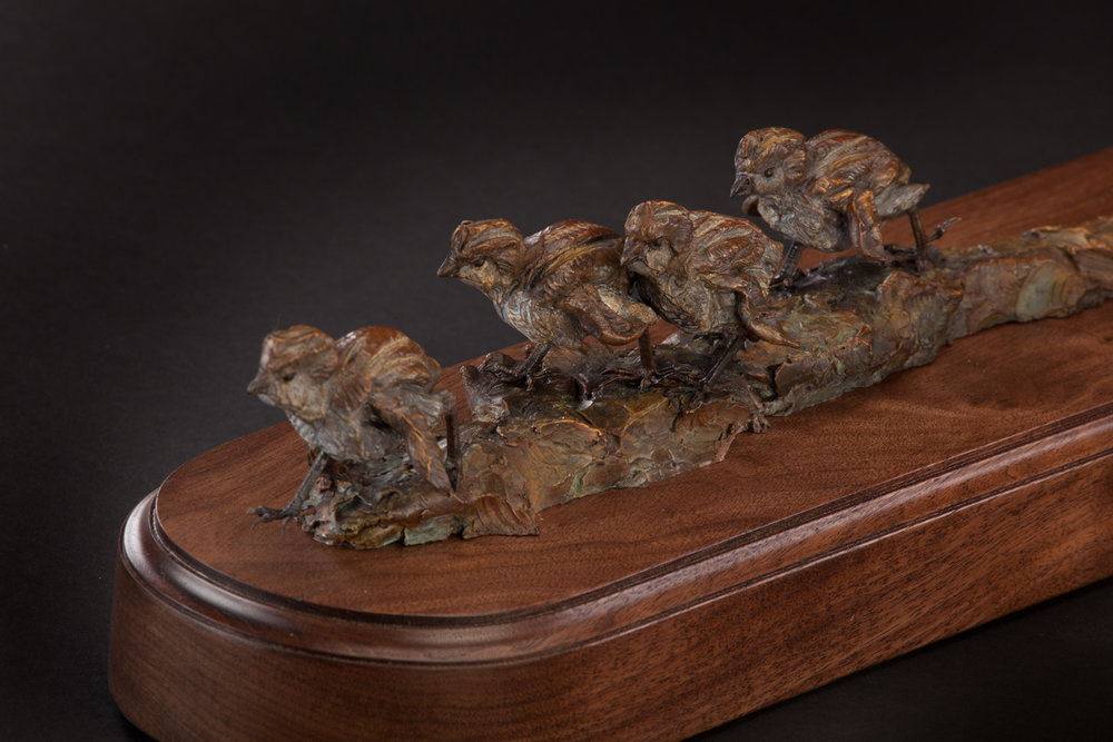 "Cheep Transportation | 10"" x 30"" x 5"" 