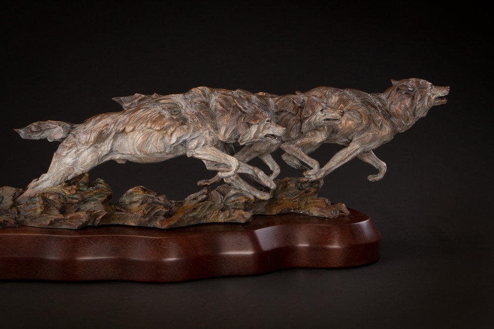 "Expect the Unexpected | 12"" x 50.5"" x 9.5"" 