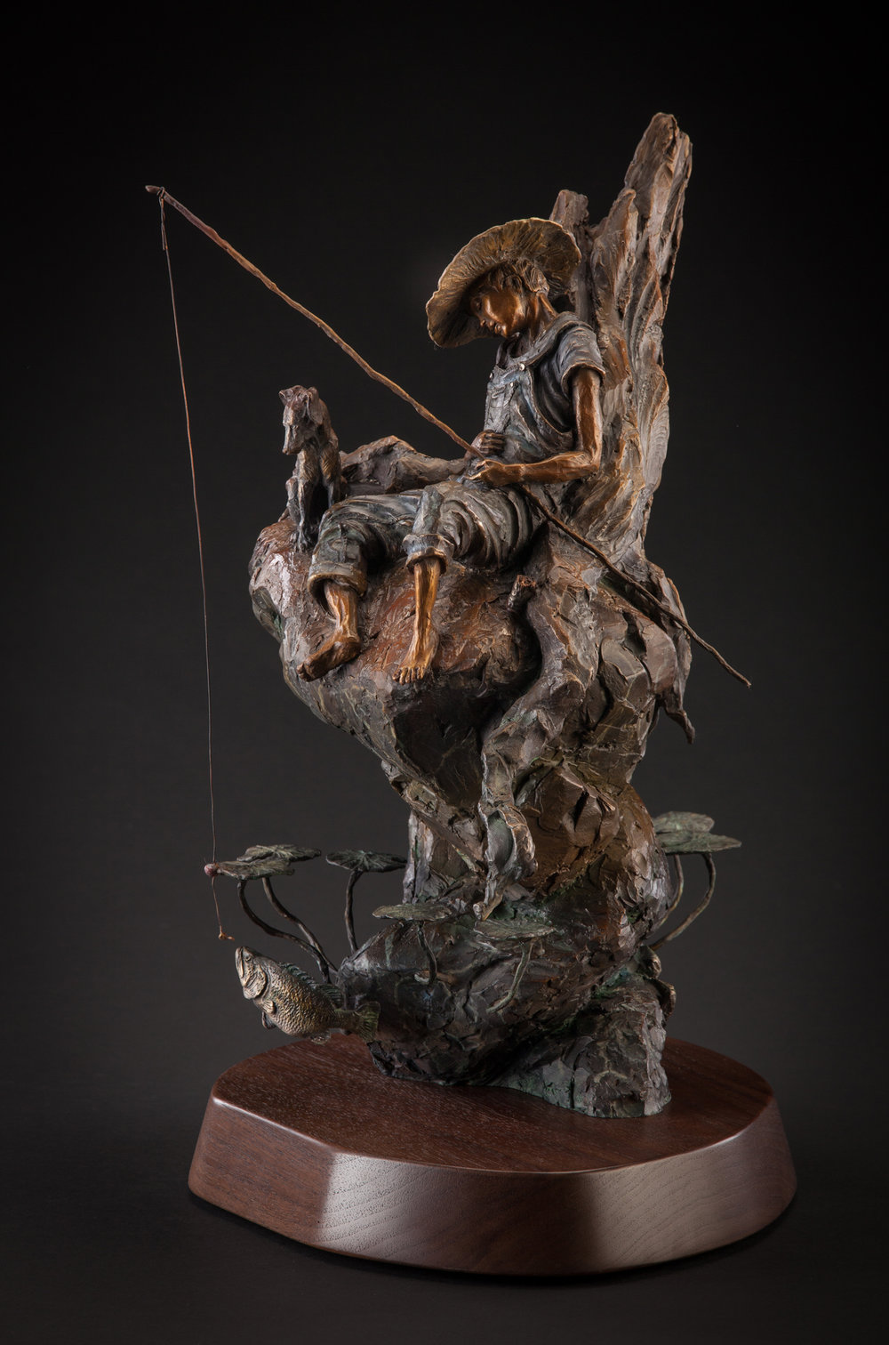 "When Dreams Come True | 21"" x 13"" x 11"" 