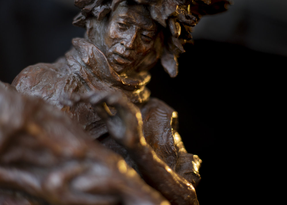 """Blessing the Sacred Bundle 