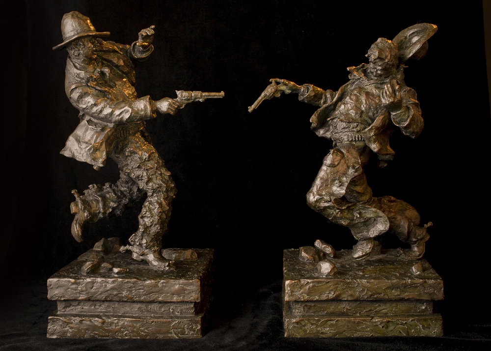 """The Law Remembers & Fate Has Been Suffered (Gunfighter Set) 