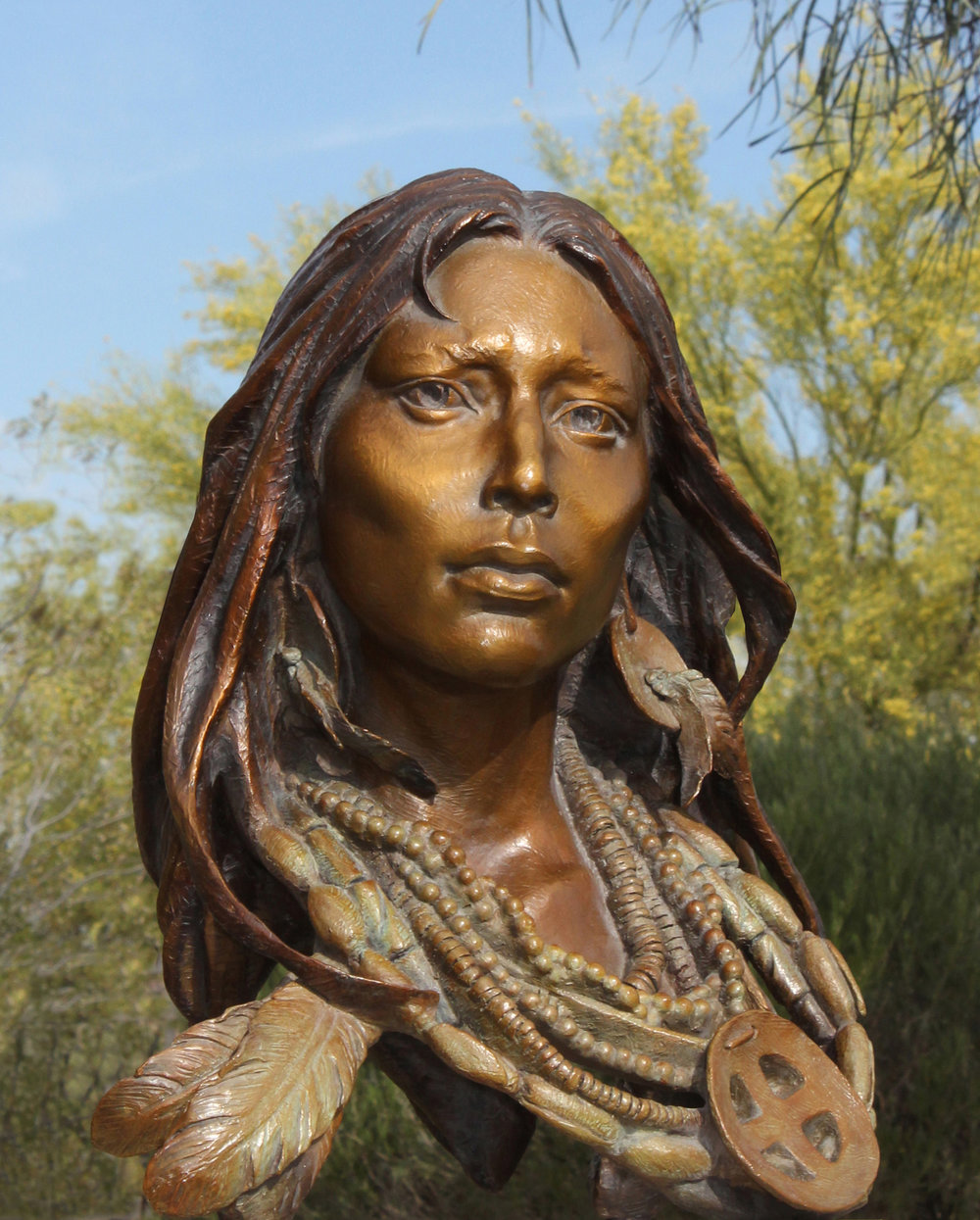 """Lost Tribes (Maquette) 