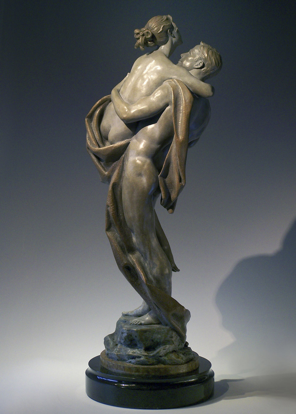 "Sensuality | 29"" x 10"" x 10""  