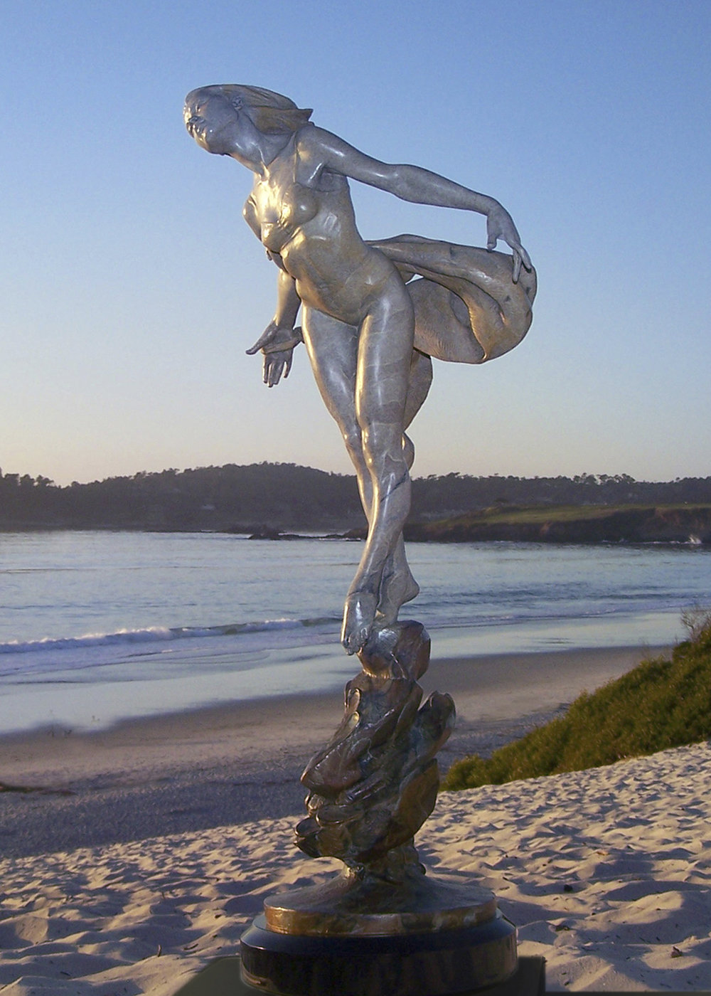 "Spirit of the Senses | 33"" x 15"" x 9"" 