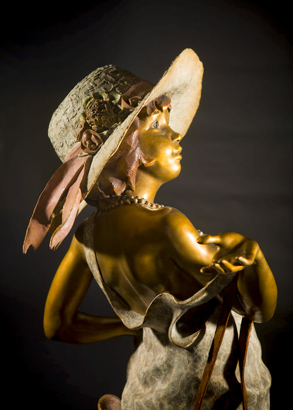 """Lil' Lady (Maquette) 