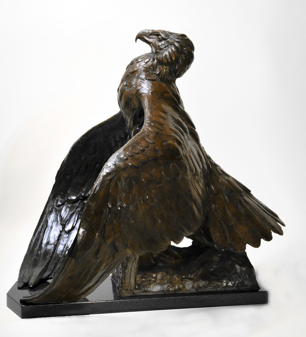 "Embracing Peace | 25"" x 24"" 