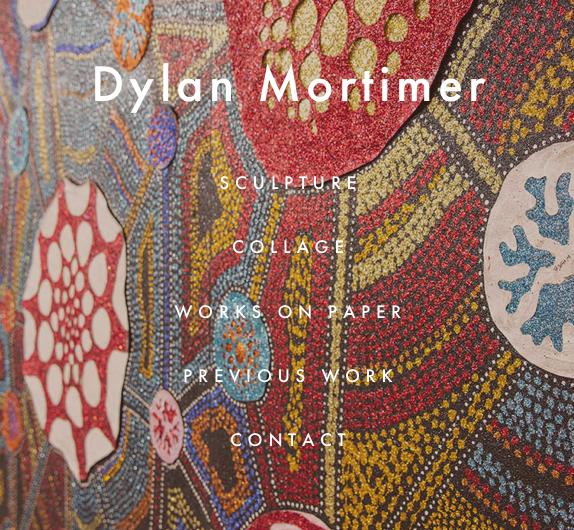 Dylan Mortimer Artist