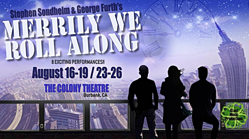 The Colony TheatreBurbank, CA -8 Performances Only!August 16-19, 23-26For TICKETS, click the button below: -