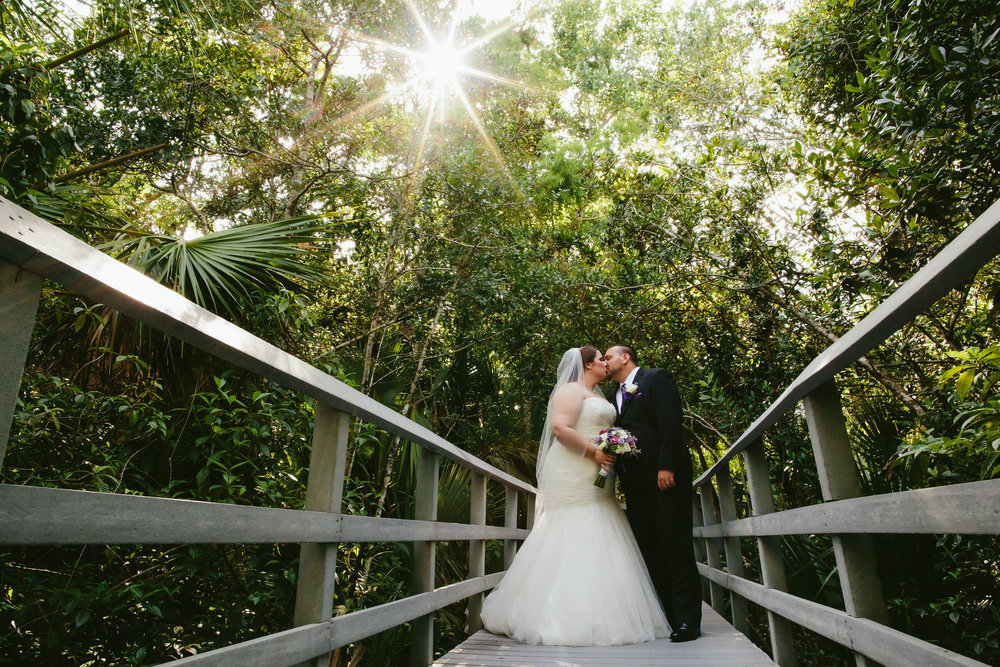 fern forest wedding south florida photographer tiny house photo