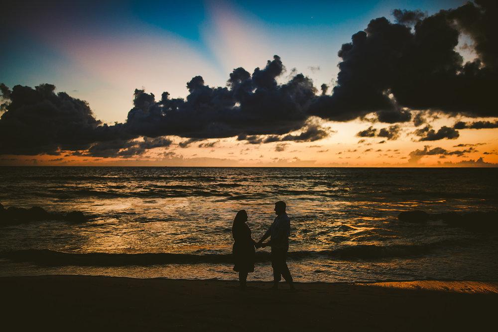 sunrise-engagement-portraits-south-florida-tiny-house-photo