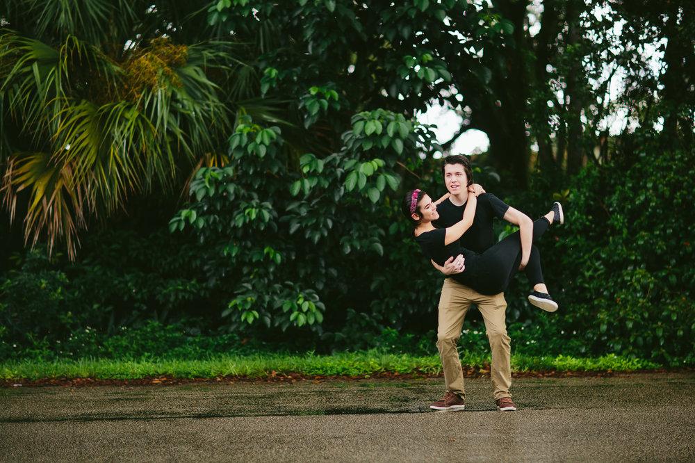 dancing-couple-engaged-florida-tiny-house-photo.jpg
