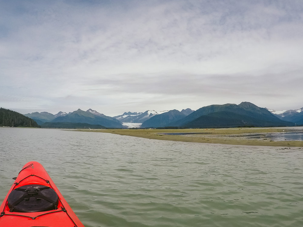i rented a go pro from the ships photography store for the day since i didn't feel comfortable kayaking tandem with a stranger with my canon! not risking my life source. not bad for a go pro!