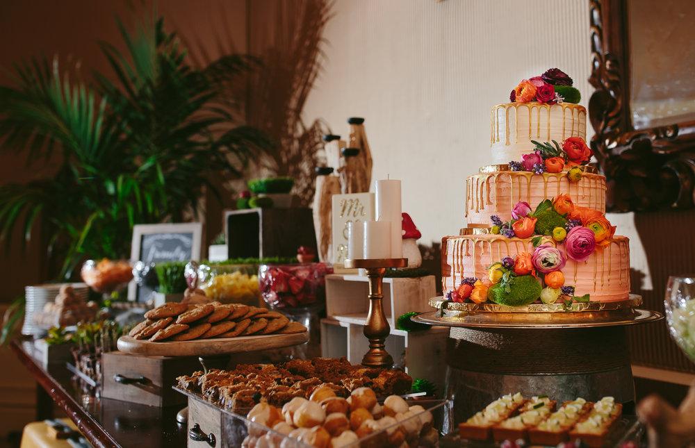 vegan wedding cake by vahalla bakery orlando florida tiny house photo