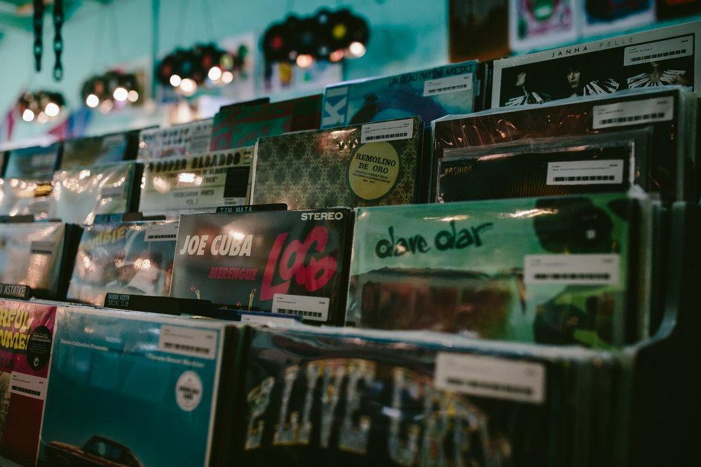 vinyl store miami tiny house photo