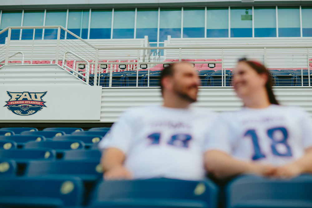FAU_football_stadium_engagement_session_tiny_house_photo_south_florida_wedding_photographer.jpg
