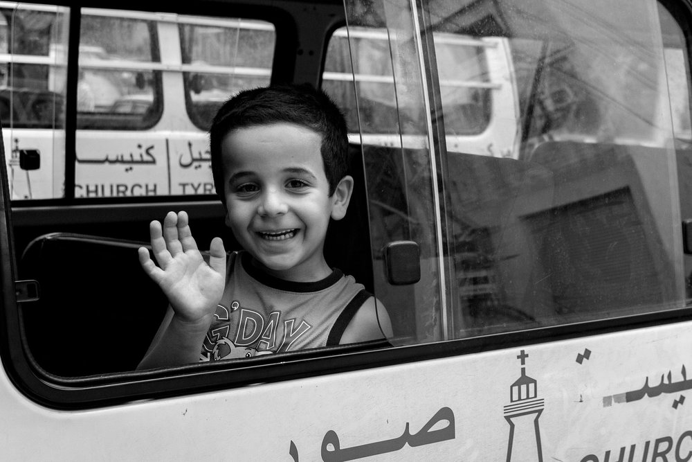 Cayman Islands Photographer Boy Lebanon Refugee Photography
