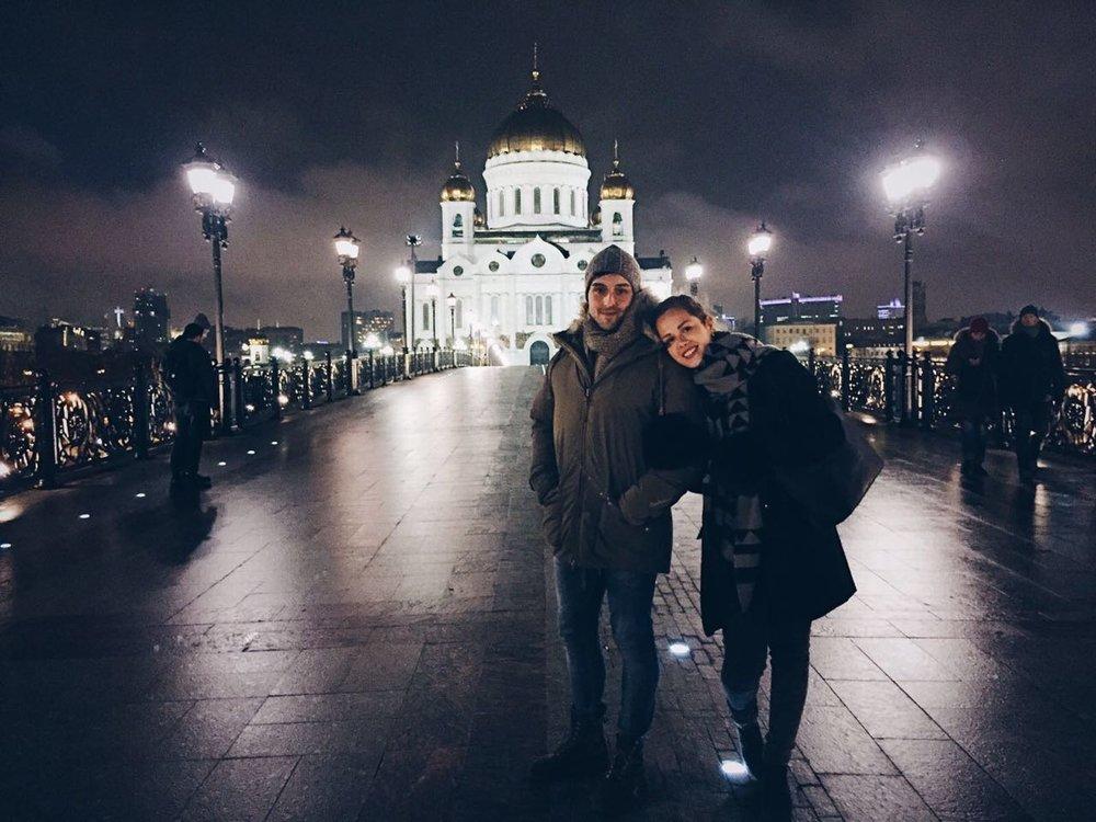 Alisa and fiance Jose!