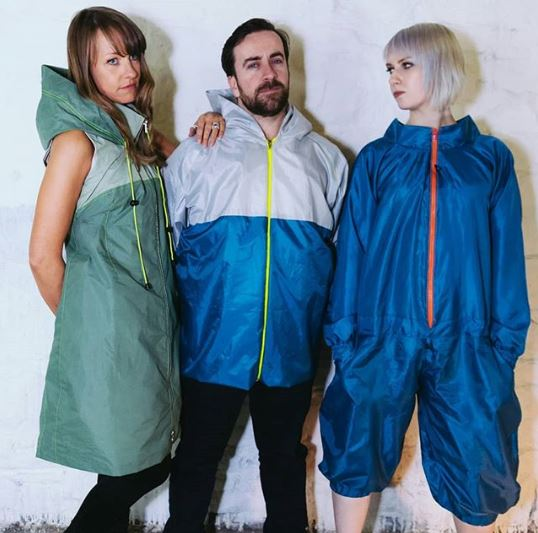 Attention Attire (Ireland) - upcycled tents