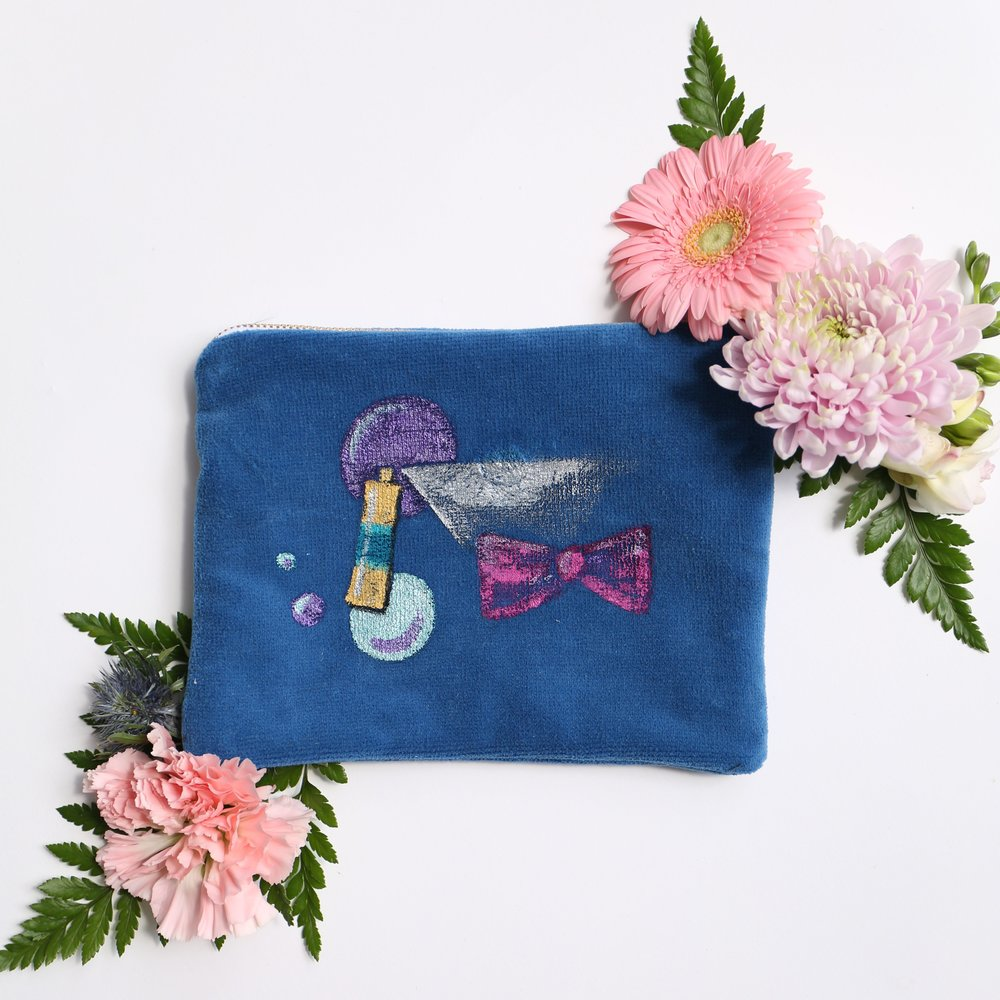 Scenery Bags (USA) - upcycled Broadway backdrops