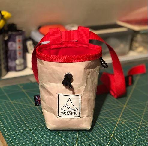 Moraine Packs (UK) - upcycled sails