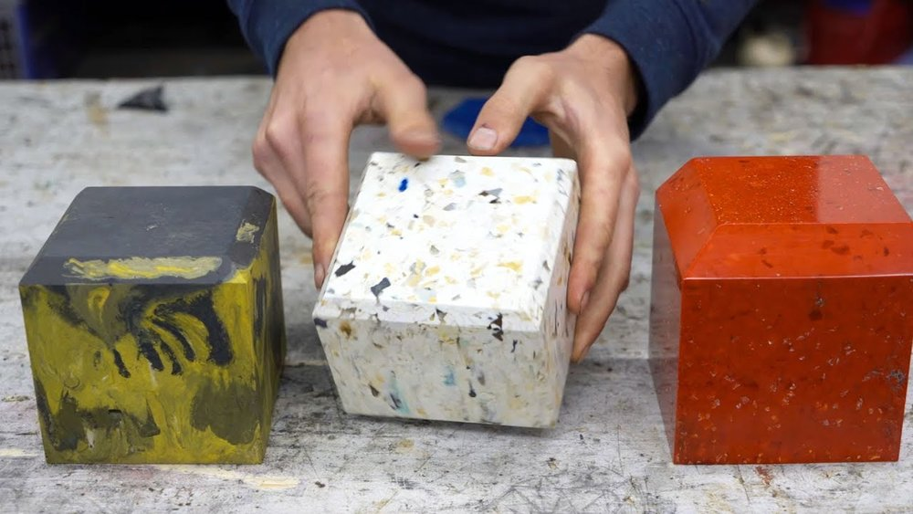 precious plastic blocks
