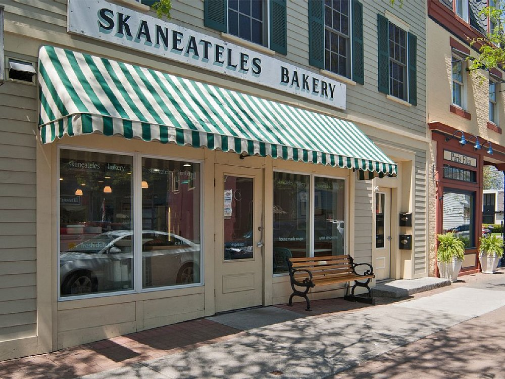 Image taken from Google Images, Skaneateles Bakery - Skaneateles, NY 2018.