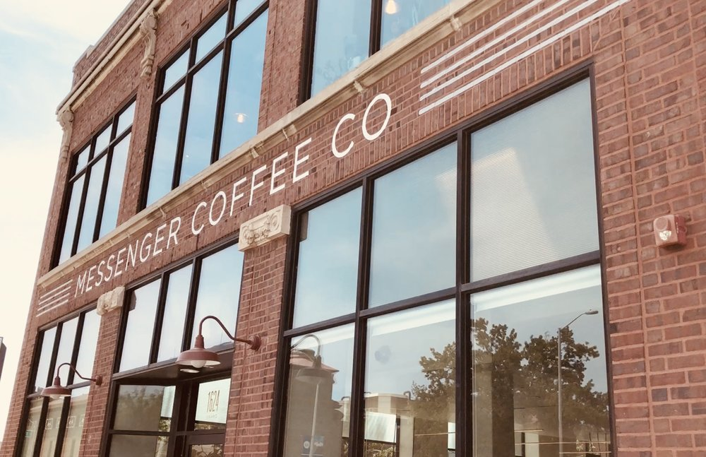 Photo taken by Samantha McHenry, Messenger Coffee, August 2018.