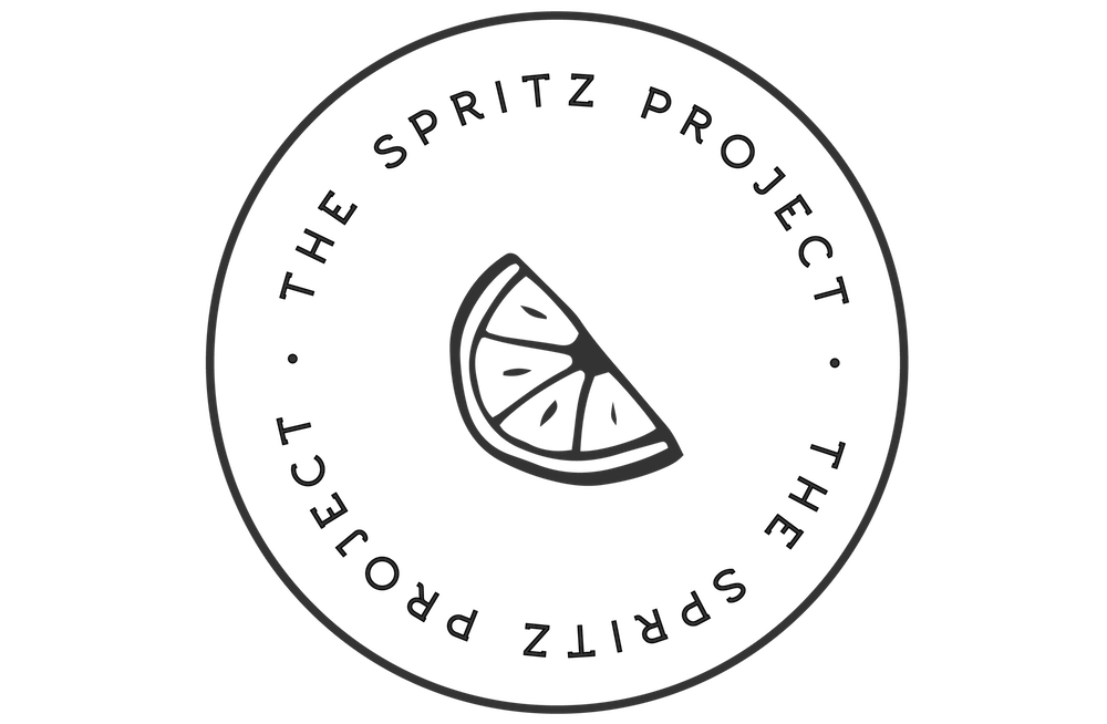 The Spritz Project Anna Forte Logo Stamp