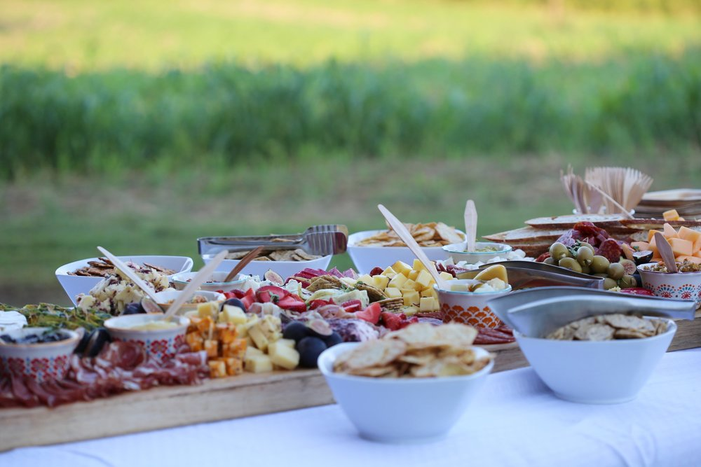 Best event and wedding catering in Bowling Green, Owensboro, KY and Nashville, TN