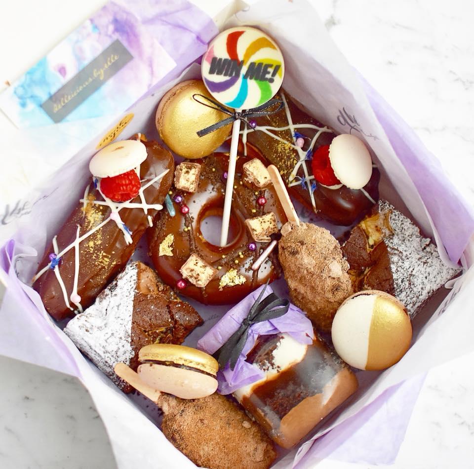 Dessert Boxes/Memes
