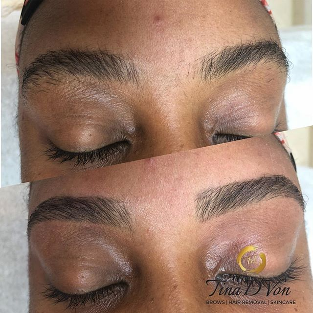 "Good, better, best. Never let it rest. 'Til your good is better and your better is best. ▪️Click the ""Book"" tab in my bio for all your hair removal needs🤗 ******************************* 💕 💕 💕 💕 💕 💕 💕 #TinaDVon #raleighbrows #raleighblogger #raleighmassage #raleighmua #raleighlashes #raleighnails #raleighhair #raleighmakeupartist #raleighnightlife #raleighbraider #durhammakeupartist #raleighhairstylist #raleighfood #raleighspa #raleighbeauty #durhamhairstylist #durhamnails #durhambraider #durhammua  #durhambrows #carybrows #caryhairstylist #niccktownsendsalon #archaddicts #kellybakerbrows"