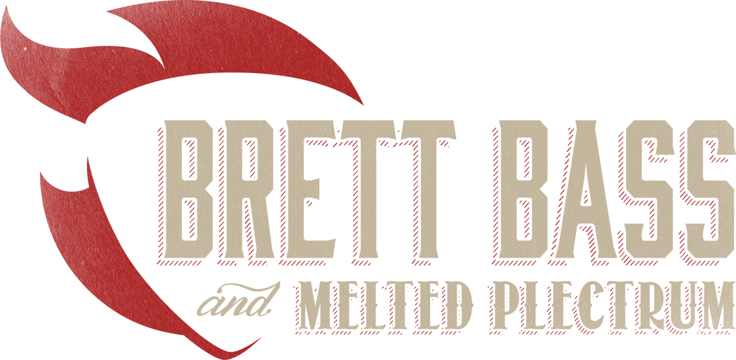 Brett Bass & Melted Plectrum
