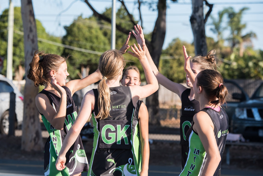 Minties Netball Club Bayside Melbourne