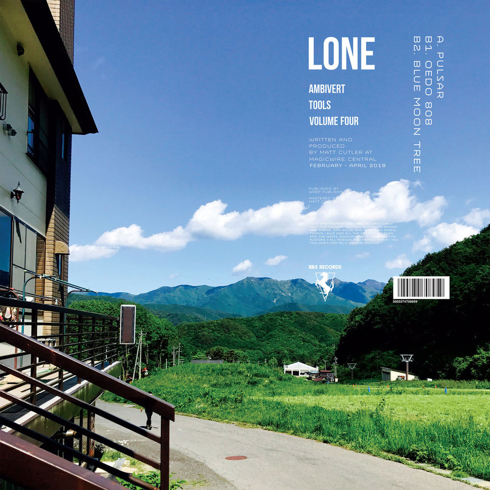 Lone - Ambivert Tools Vol 4     Review