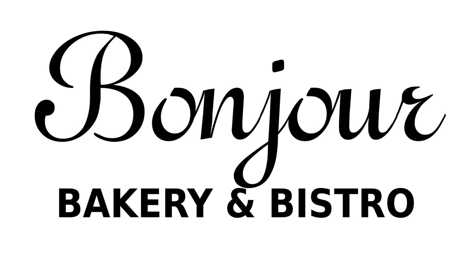 Bonjour Bakery and Bistro