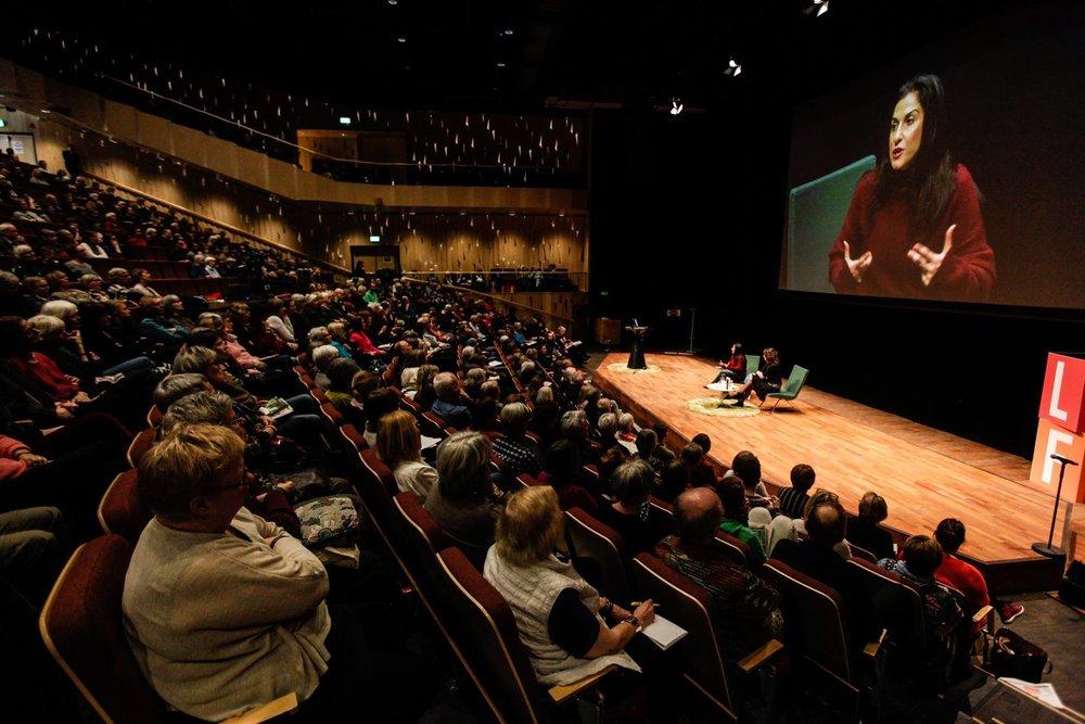 Littfest – Umeå internationella litteraturfestival