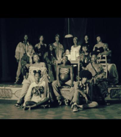GHETTS MUSIC VIDEO ©NETTI HURLEY