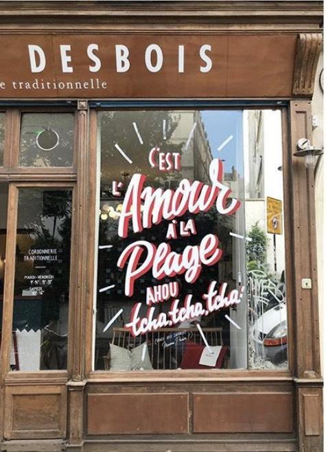 #PARIS 17 - Rendez-vous le 29 et 30 mars prochain à l'ATELIER DESBOIS. Venez découvrir cette cordonnerie des temps modernes ! Bonus, Bruno son propriétaire est hyper sympa ;)27 Rue Biot, 75017 Paris - de 10h à 20h