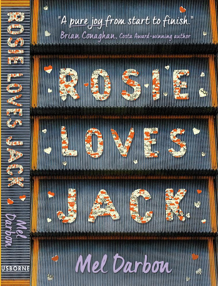 Rosie Loves jack - Rosie loves Jack. Jack loves Rosie. So when they're split up, Rosie will do anything to find the boy who makes the sun shine in her head. Even run away from home. Even cross London and travel to Brighton alone, though the trains are cancelled and the snow is falling. Even though any girl might find that hard, let alone a girl with Down's syndrome. See the world through new eyes in this one-in-a-million story about fighting for the freedoms that we often take for granted: independence, tolerance and love.