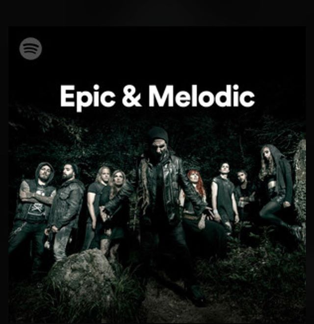 2 songs from The Quest got featured on this playlist today, alongside some of my favourite bands like @eluveitie_official - can you find them? 🥚🐇