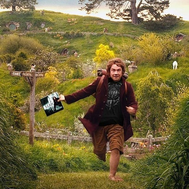 A rare deleted scene in The Hobbit...