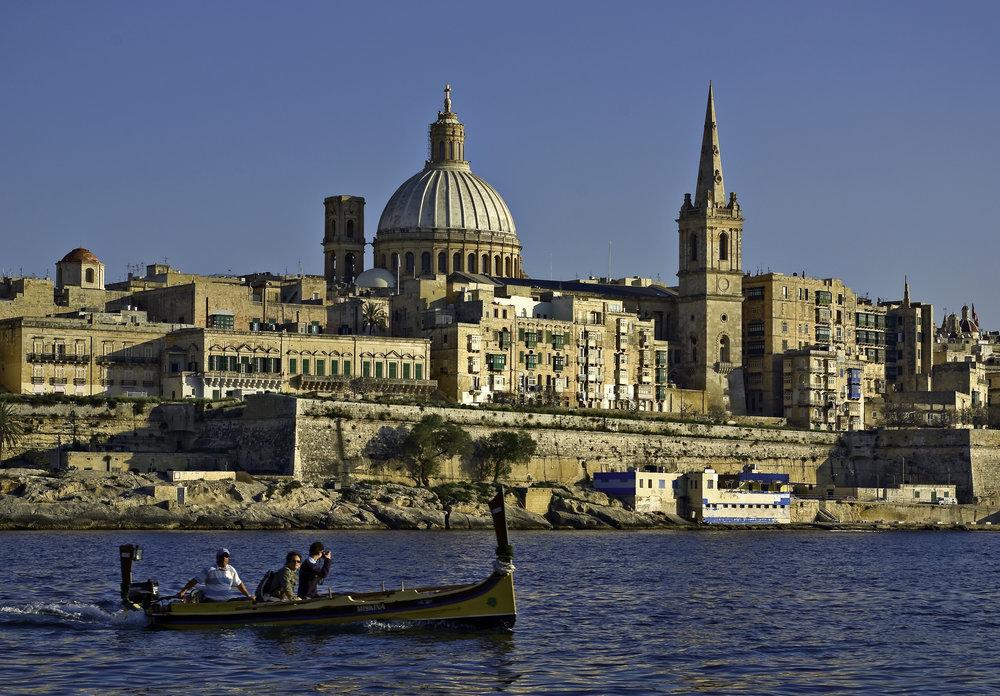 St Pauls Valletta