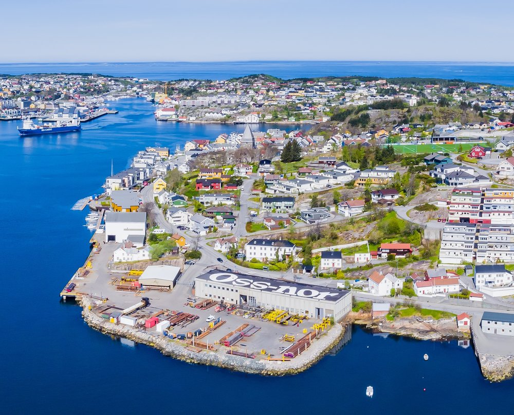 Oss-Nor Kristiansund  Tel: (+47) 71 58 88 00 E-mail:  post@ossnor.no   Address: Nergata 38, 6516 Kristiansund, Norway  Org nr 937 346 700