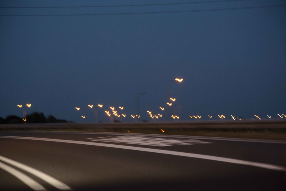 Roads to Amersfoort