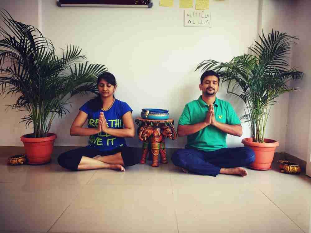 Dr.Prashant & Shreya - Founders of Chaitanya Wellness, Bangalore