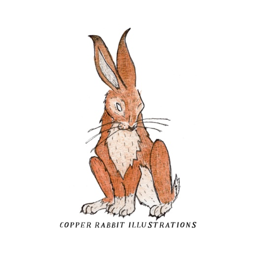 Copper Rabbit Illustrations - Lizzie Laing began Copper Rabbit Illustrations in the spring of 2018. She's a self taught artist who works in a variety of mediums to explore the fantastical and feminine.IG: @copperrabbit_