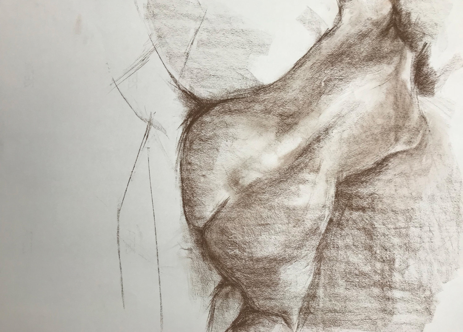 Life Drawing from the Nude Female Form (5-week course