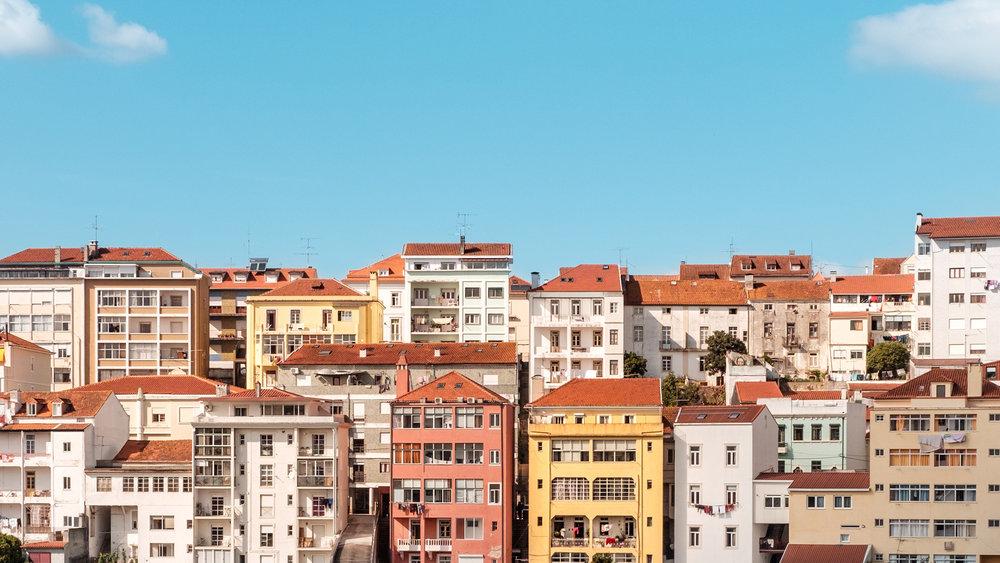Living in Lisbon -