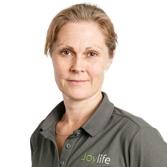 Gabriella Fjällström   Cert. Massageterapeut